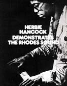 Herbie Hancock Demonstrates the Rhodes Sound - Cover
