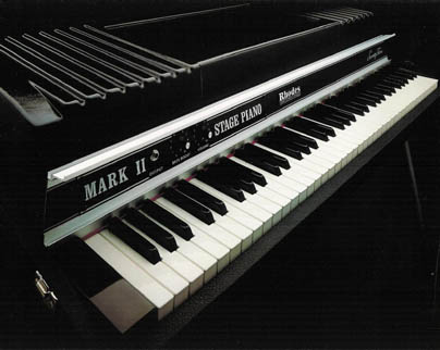 Rhodes Mark II Stage Piano (73-key)