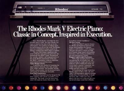 Rhodes Mark V Stage 73