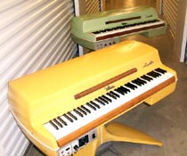 Rhodes Student Piano - Second Generation