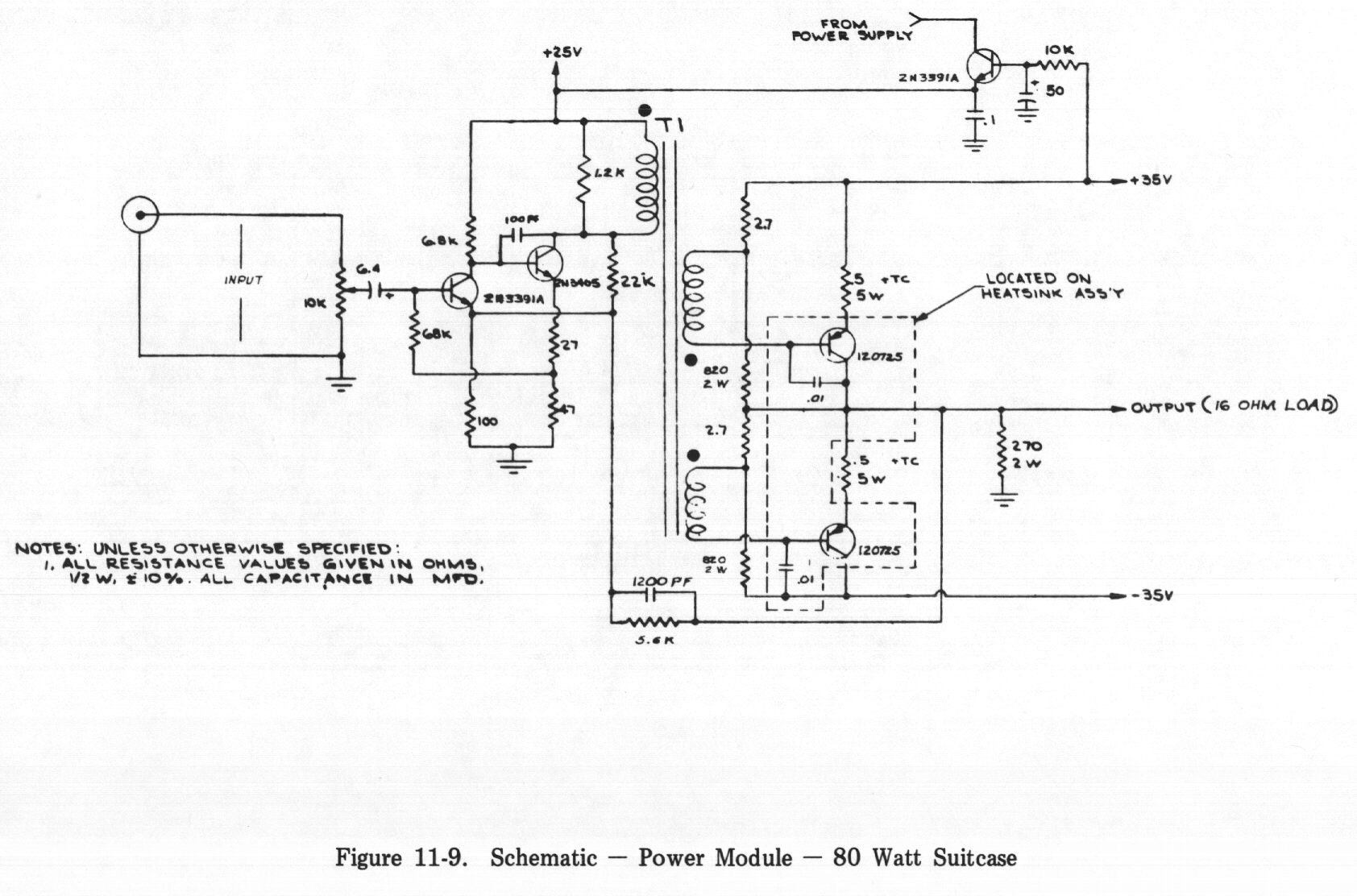 chapter 11 diagrams, schematics and pictorials Fender P Bass Wiring Diagram at Fender Rhodes Wiring Diagram