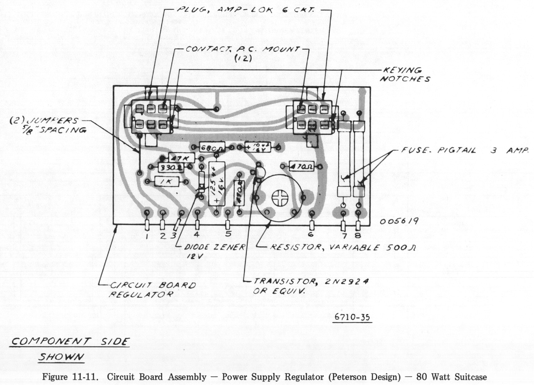Restoring A 88 Key Suitcase Rhodes Fender Twin Power Cord Wire Diagram Http Fenderrhodescom Ch11 Fig11 11