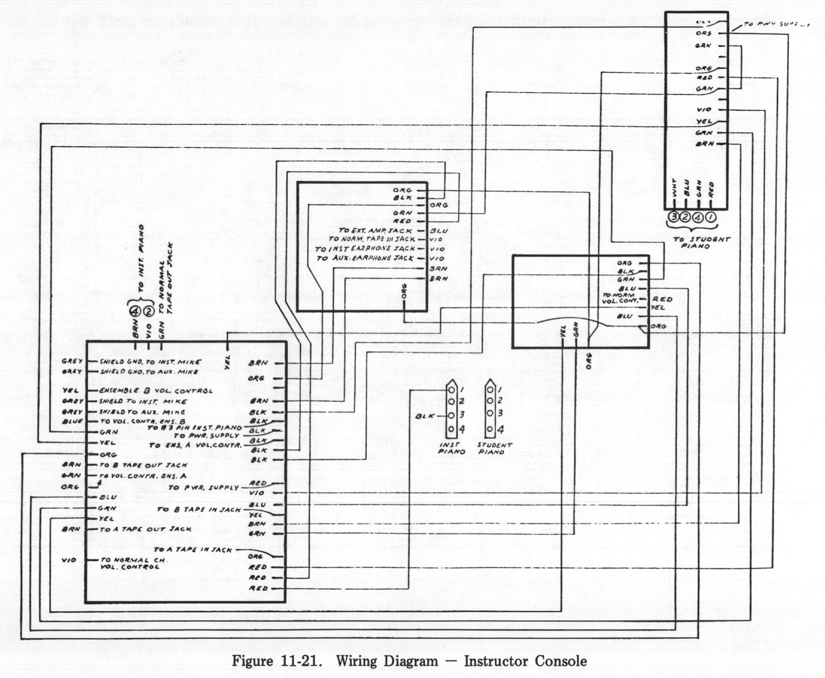 Chapter 11 Diagrams Schematics And Pictorials 1968 Satellite Wiring Diagram 21